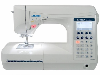 Juki F300 Exceed Machine